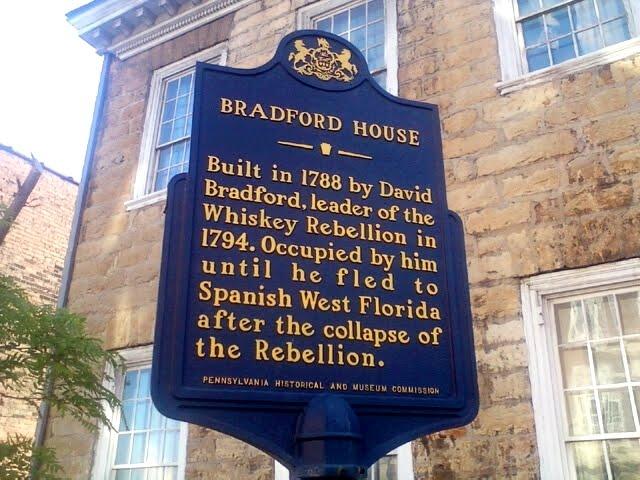 Washington Pennsylvania David Bradford House Photo