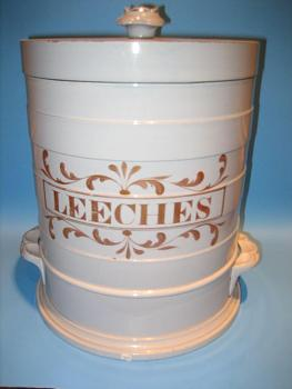 """Lets look at some """"butterflies"""" and other insects-leech-jar-ca.-1850-cylindrical-english.jpg"""