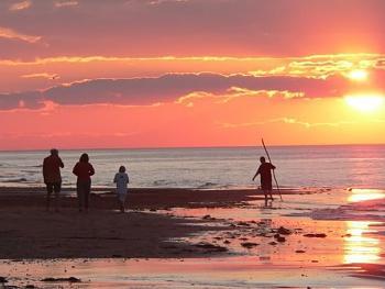 Sunset and sunrise photography-seaviewsunset.jpg