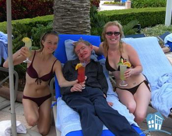"Stephen Hawking: 'There is no heaven""-monicastephen.jpg"