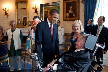 "Stephen Hawking: 'There is no heaven""-800px-barack_obama_speaks_to_stephen_hawking.jpg"