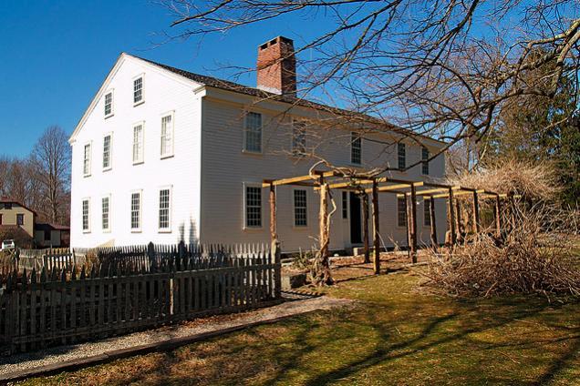 Smith S Castle In Rhode Island
