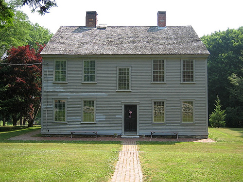 Coventry Rhode Island Haunted