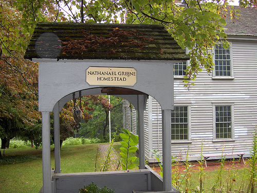 coventry rhode island general nathanael greene homestead photo