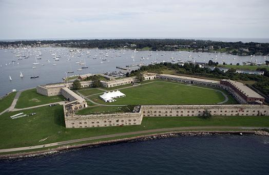 Fort Adams Rhode Island