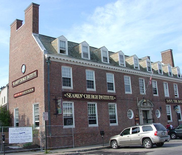 Seamen S Church Institute Rhode Island