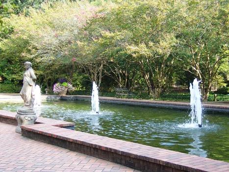 Aiken South Carolina Hopelands Gardens Photo Picture Image