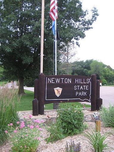 Canton  South Dakota  Newton Hills State Park Photo