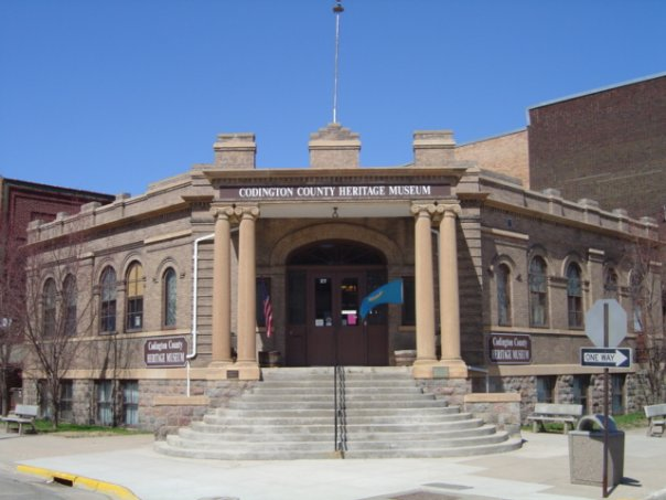 codington county Codington county is a county located in the us state of south dakota as of the 2010 census, the population was 27,227 its county seat is watertown the county was created in 1877 and organized in 1878 it is named for rev george s s codington.