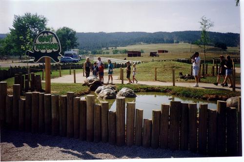 Rapid South Dakota Reptile Gardens Photo Picture Image