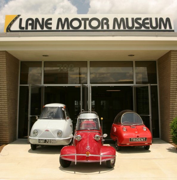 Nashville Tennessee Lane Motor Museum Photo Picture Image