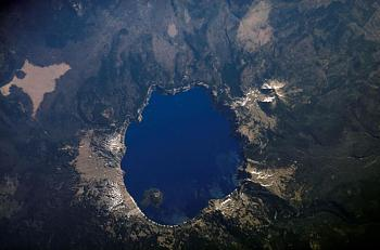Fire in Texas-crater_lake_oregon_as_seen_from_space.jpg