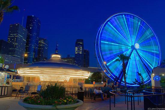 Houston Texas Downtown Aquarium Houston Photo Picture