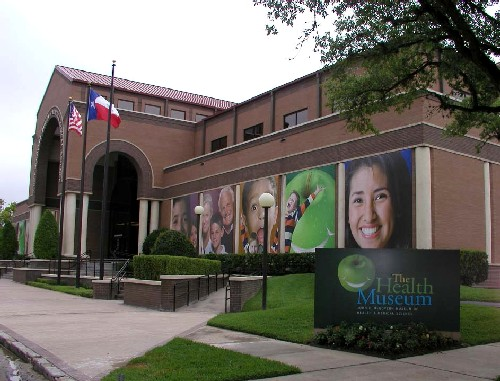 The Health Museum - Houston, Texas