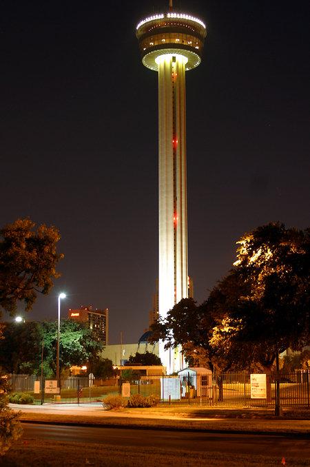 San Antonio Texas Tower Of The Americas Photo Picture