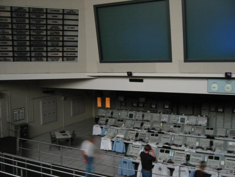 houston mission control center - photo #7