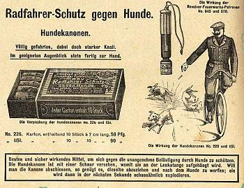 bikes-german-anti-dog-fireworks-hundekanonen.jpg