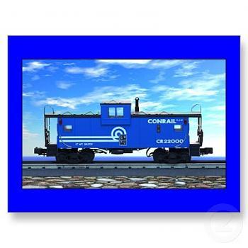 Transportation-zaz420_blue_caboose_postcard400.jpg
