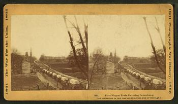 Rail wars-first_wagon_train_entering_petersburg-_by_taylor_-_huntington.jpg