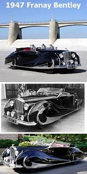 Steampunk Vehicles-1947-franay-bentley.jpg