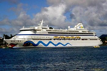 """How about """"Cruise Ships """"--""""Oasis of the Seas"""" --World's Largest Cruise Ship!-cruise-ship-docked-pointe-seraphine-castries-st.-lucia-west-indies.jpg"""