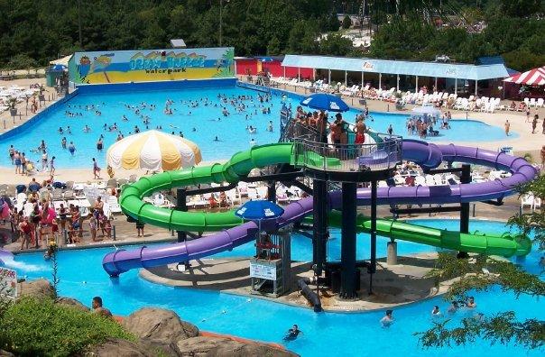 Virginia Beach Virginia Ocean Breeze Water Park Photo