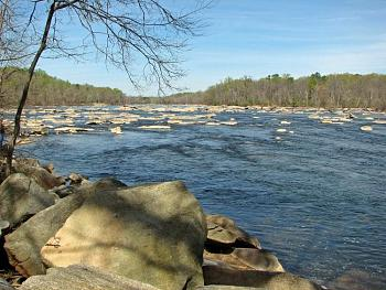 Please give me one good reason to visit Virginia-pony-pasture-looking-upriver-upper-james-river-rapids-ri.jpg