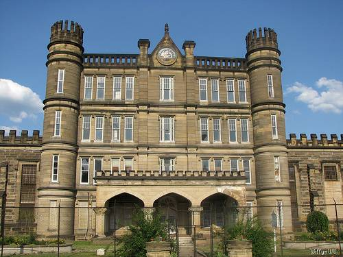 Moundsville Penitentiary Night Tours