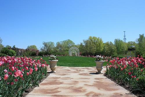 Green Bay Wisconsin Green Bay Botanical Garden Photo Picture Image