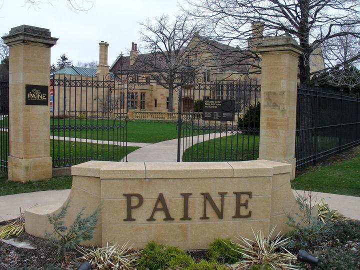 Oshkosh, Wisconsin: Paine Art Center And Gardens Photo, Picture, Image