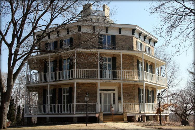 The Octagon House Watertown Wisconsin