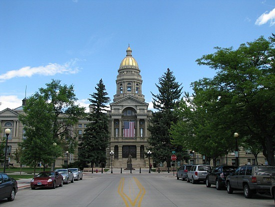 Wyoming State Capitol Tours