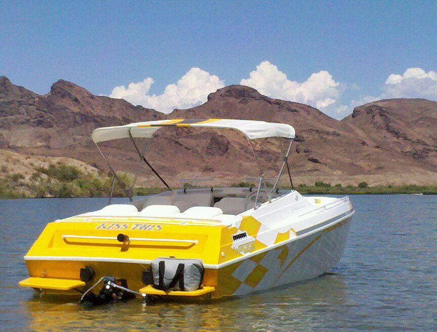 Lake Havasu Sand Bar