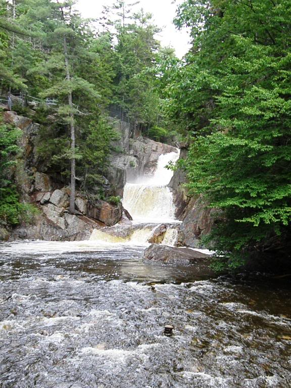 Small Falls - Rangeley, Me