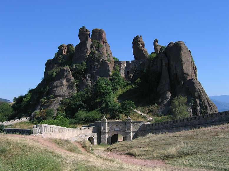 Rocks near Belogradchik town