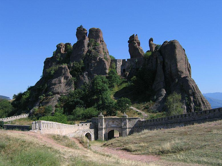 Rocks near Belogradchik town