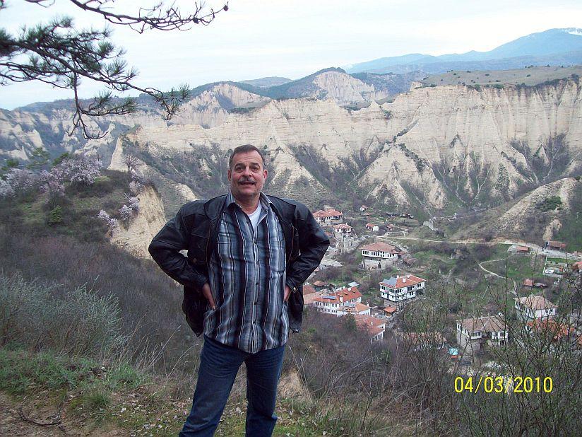 Near Melnik Town