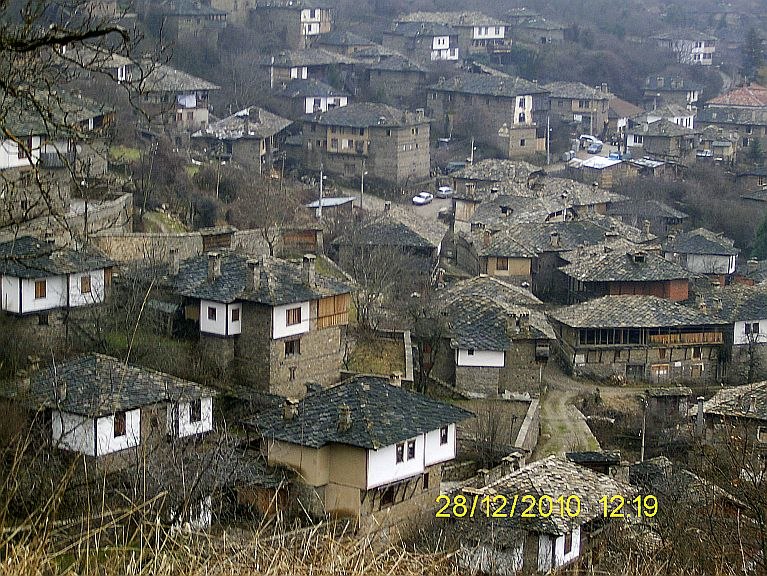 Kovachevo - A Remote Village In Rodopy Mountain
