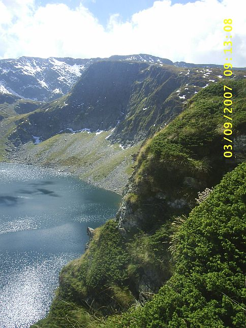 """the 7th Lakes"" In Rila Mountain"