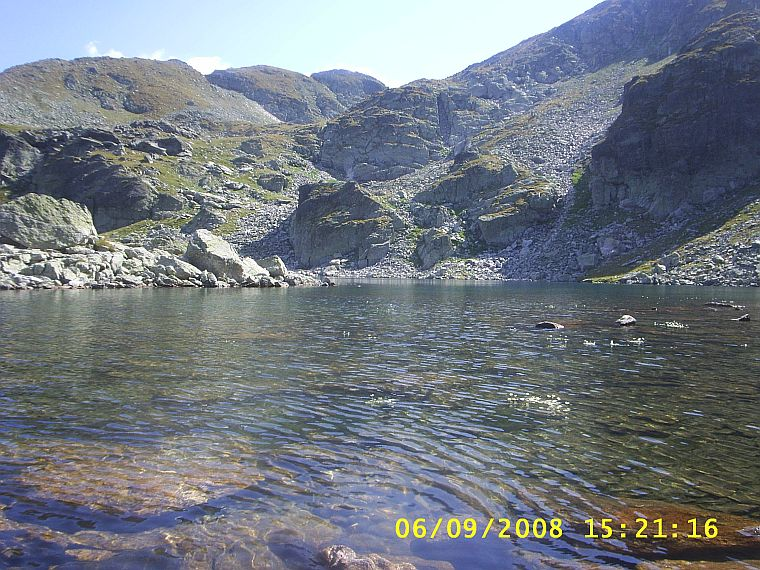"""the 7th Lakes"" In Rila Mountain"