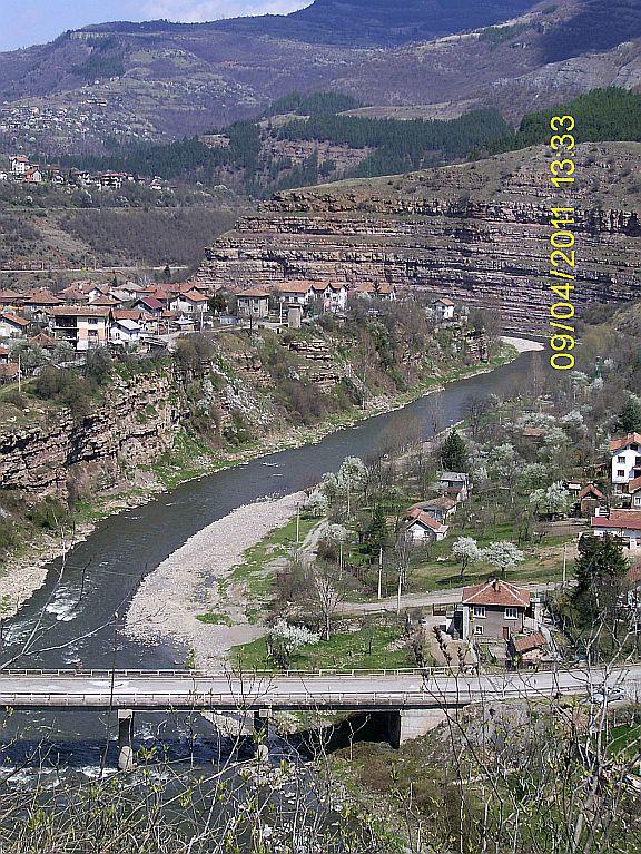 Iskar River Gorge