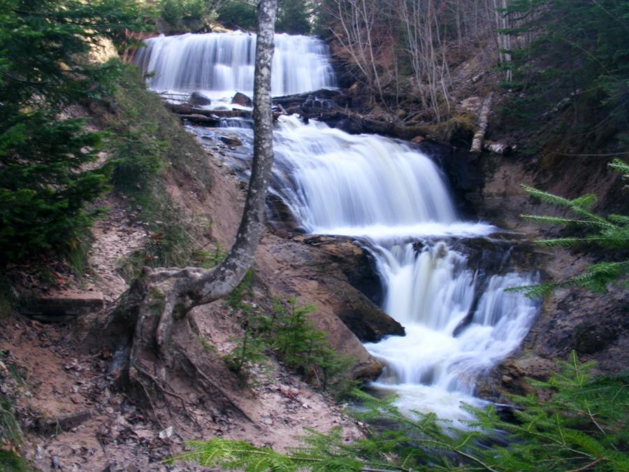 Sable Falls A 4-20-2010