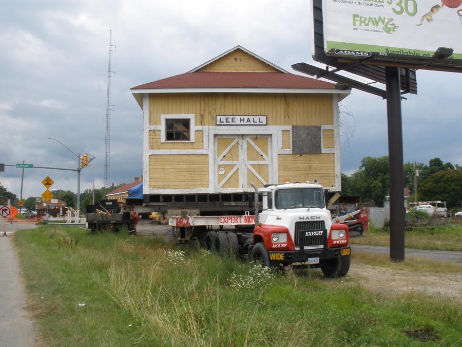 Lee Hall Train Station