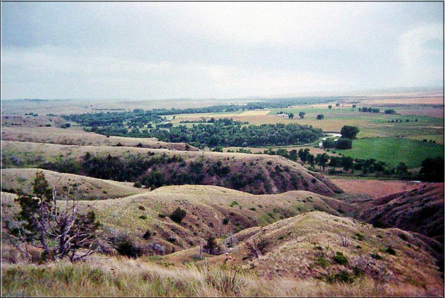 Battle Of The Little Bighorn National Monument