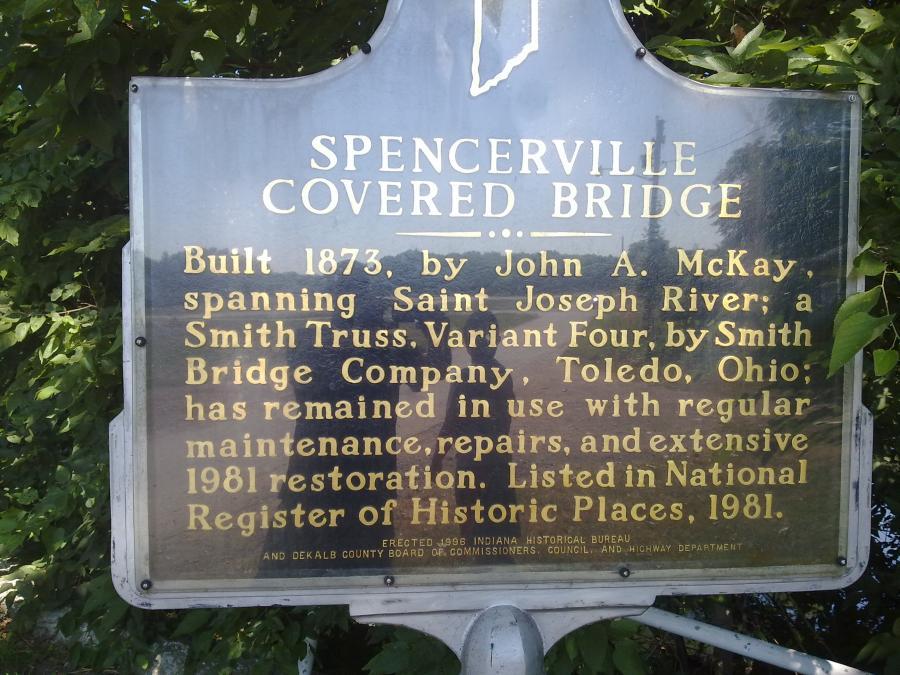 Spencerville Bridge