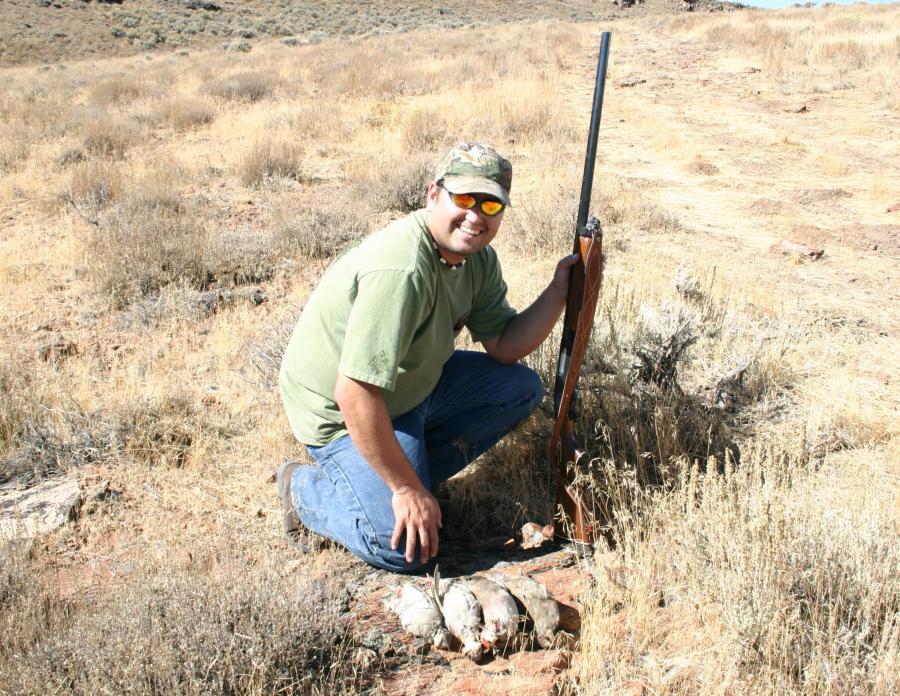Happy Day Chucker Hunting Northern Washoe