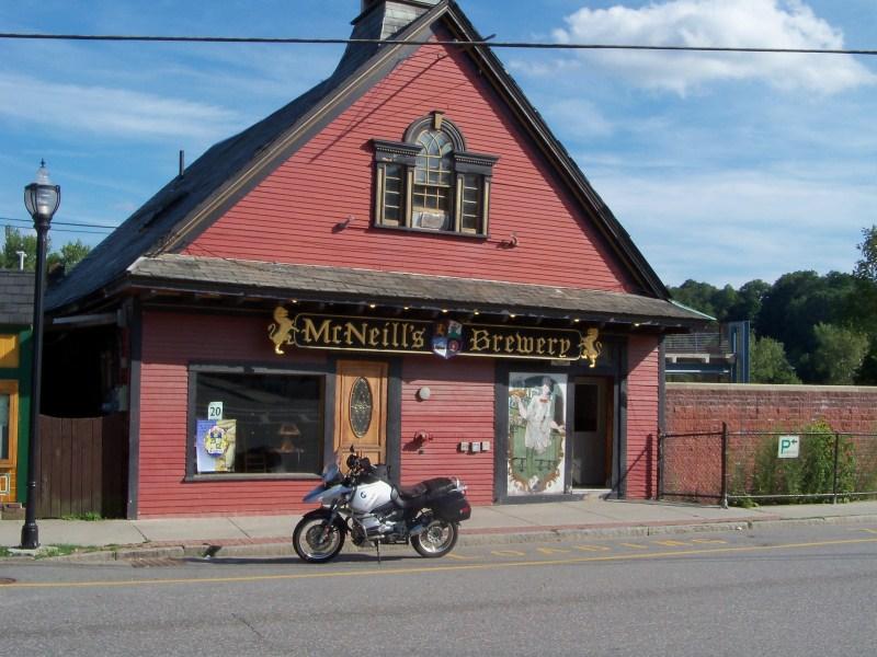 Mcneils Brewery Brattleboro, Vermont