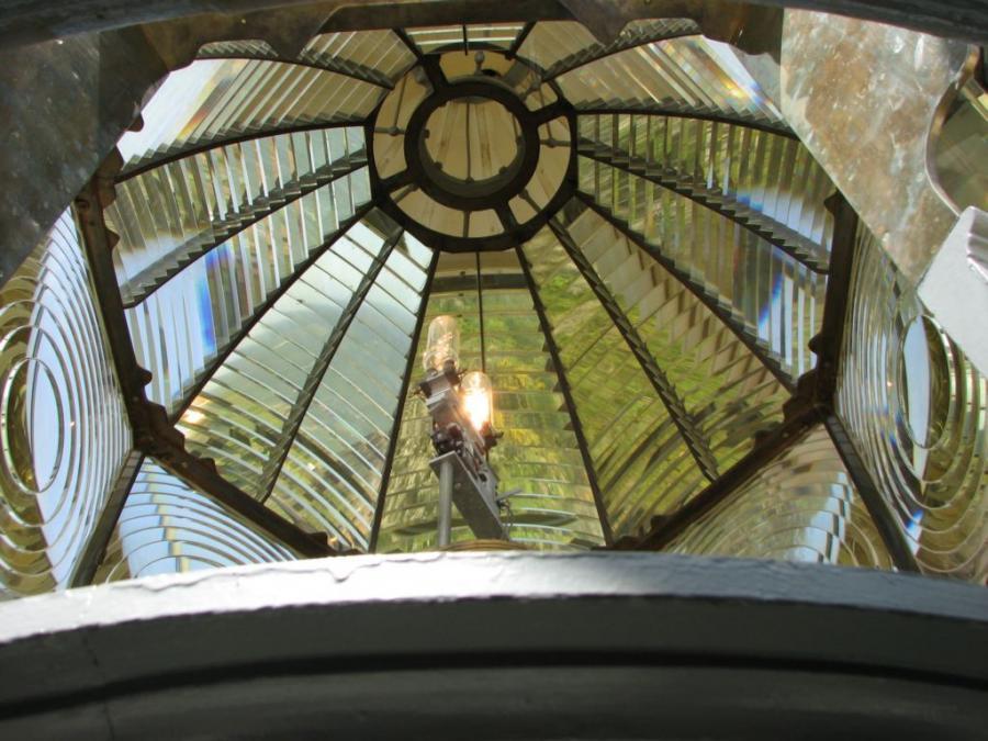 Inside Of Lighthouse2