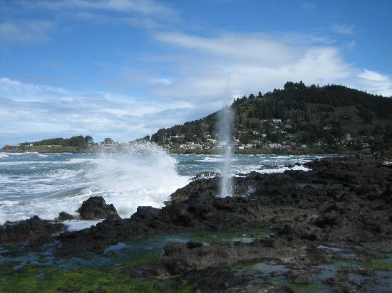 The-blowhole-with-yachats