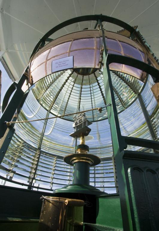 Yaquina Head Lighthouse Lens 50